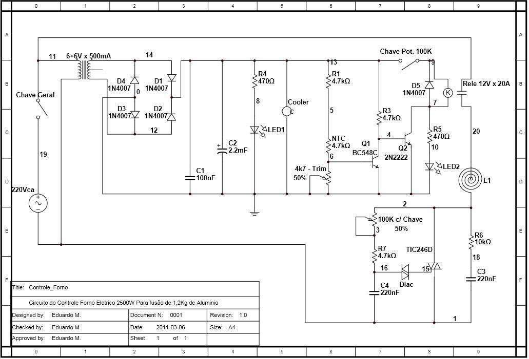 Prototipo para analise de assinatura espectral eniveis de vibracao 3